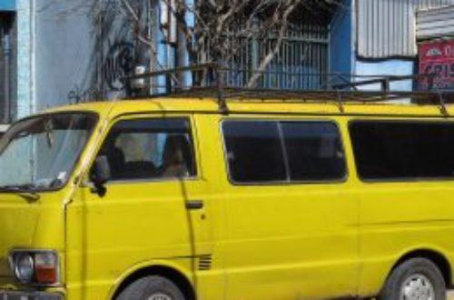 Article : TCHAD : «coup de gueule» d'un usager du transport en commun à N'Djaména