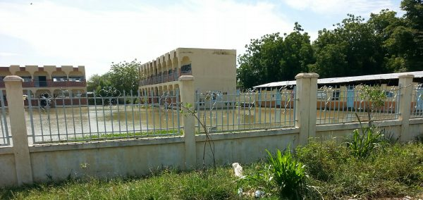 Ecole communale d'Amrigubé