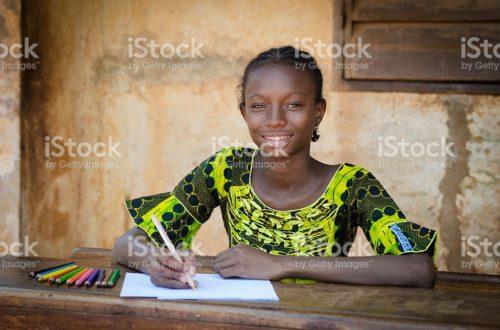 Article : TCHAD: Une fille instruite, c'est une nation qui gagne